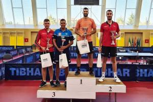 Prvo mjesto Zrinke Rebić na međunarodnom turniru Đuro Dubinek